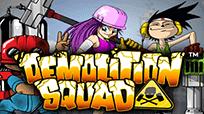 Онлайн слот Demolition Squad